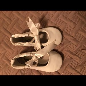 Toddlers ballet slippers